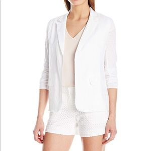 New with tags Bailey44 white blazer jacket